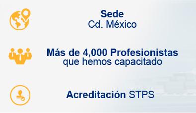 sede ciudad de mexico personal capacitado y acreditaciones stps